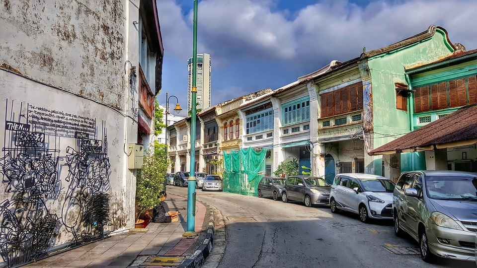 Georgetown malaysia penang-street-view-2883947_960_720