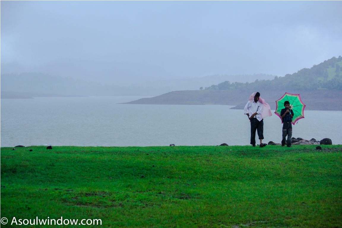 Bhandardara in monsoon, Maharashtra. Incredile India Travel (2)