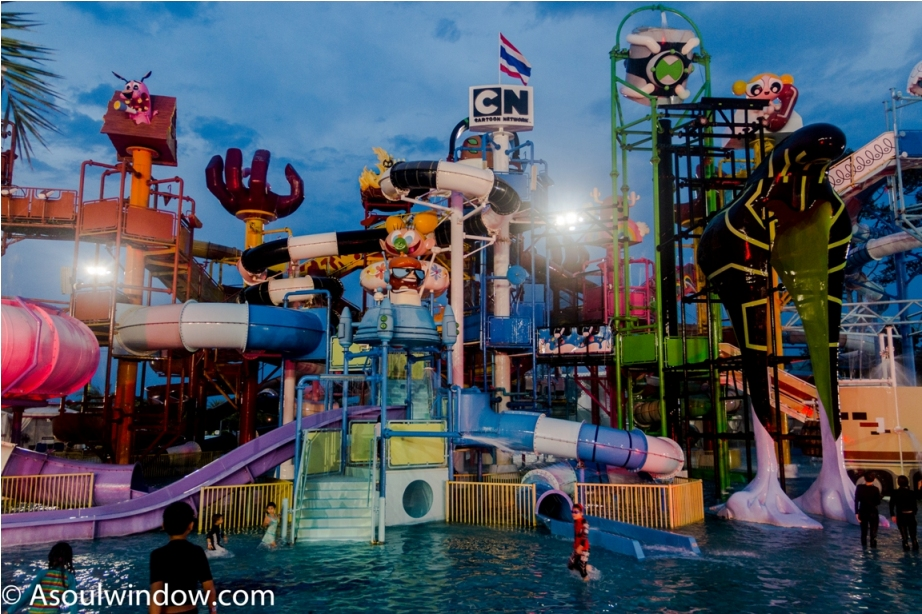 Cartoon Network Amazone Water Park, Pattaya Thailand (10)