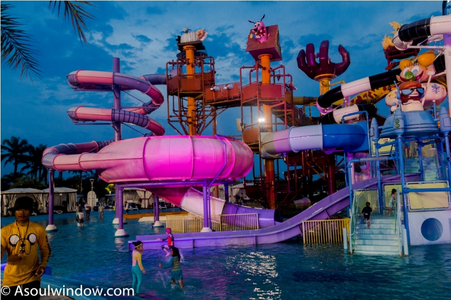 Cartoon Network Amazone Water Park, Pattaya Thailand (11)