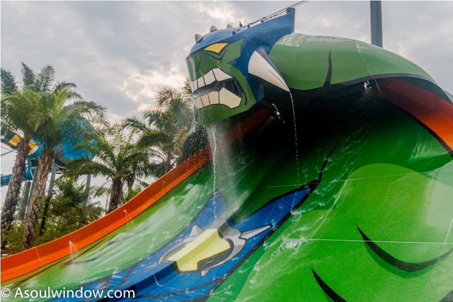 Cartoon Network Amazone Water Park, Pattaya Thailand (2)