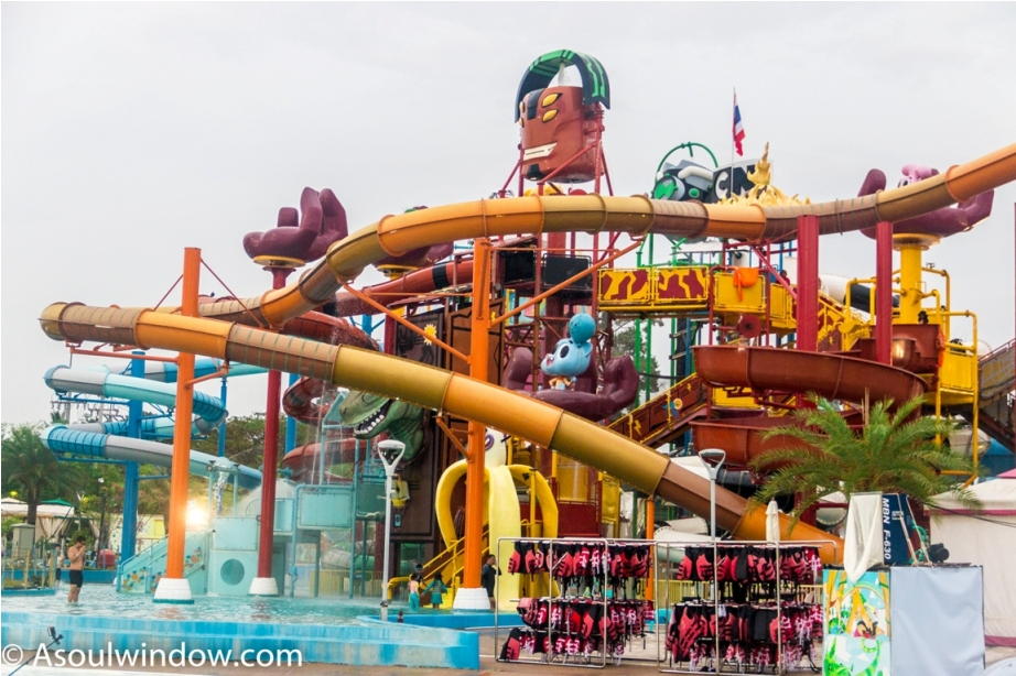 Cartoon Network Amazone Water Park, Pattaya Thailand (8)