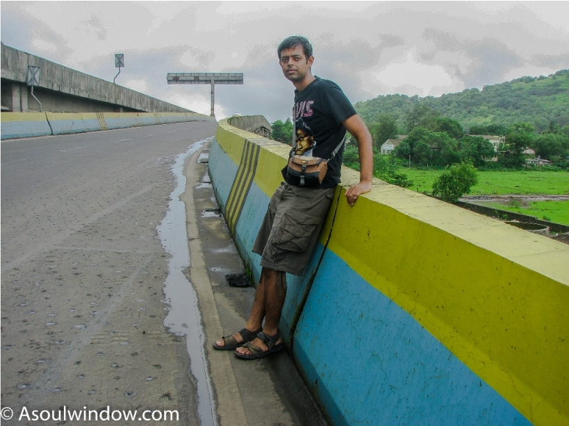 Mumbai Pune Expressway Monsoon Maharashtra Incredible India