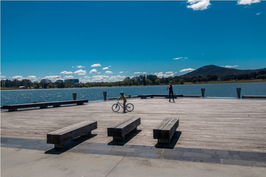 Lake Burley Griffin Canberra Australia (3)