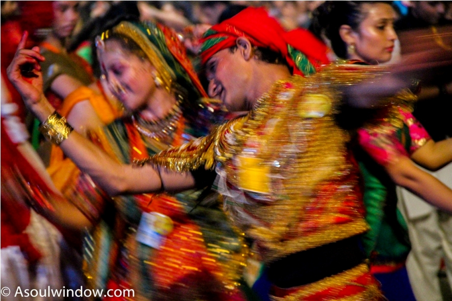 United Way Garba Dance Vadodara Gujarat (16)