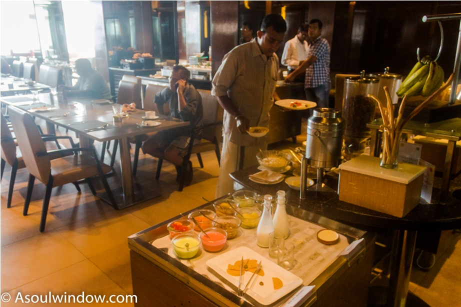 Breakfast Capitol residency hotel near Ranchi railway station OYO Rooms
