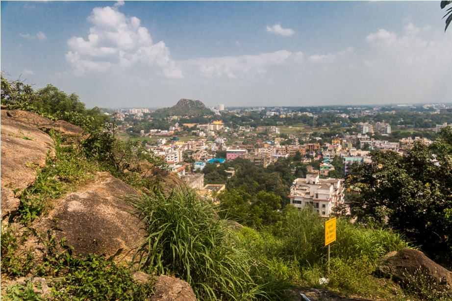 Tagore Hills Panorama, Ranchi Jharkhand India