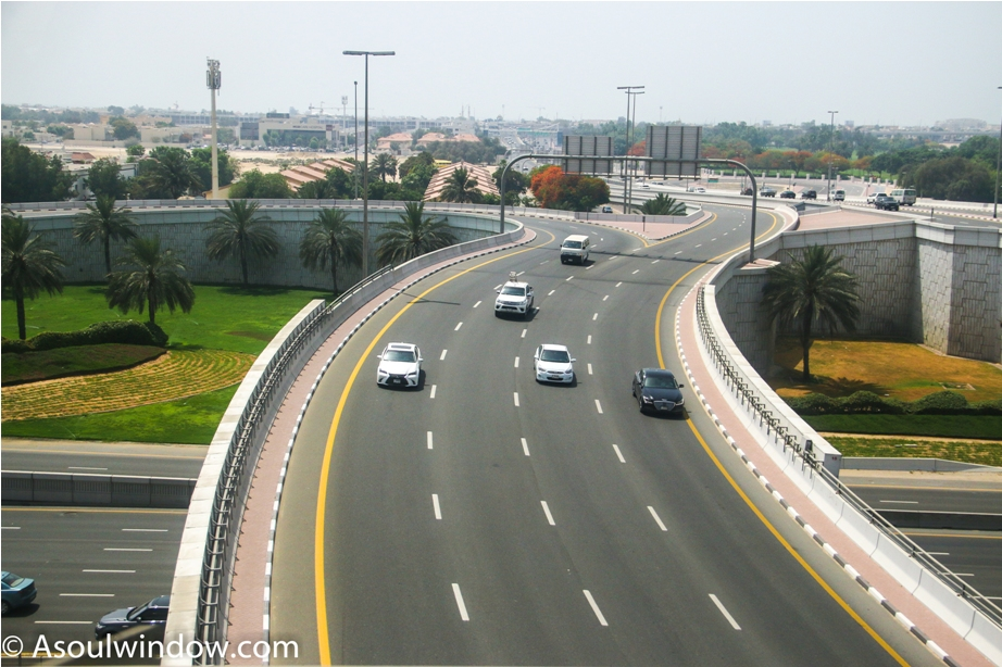 Road Dubai UAE United Arab Emirates (4)