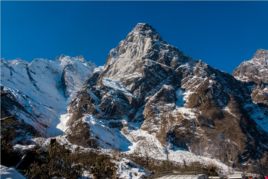Lachung and Yumthang valley Snow winter Sikkim North East India (26)