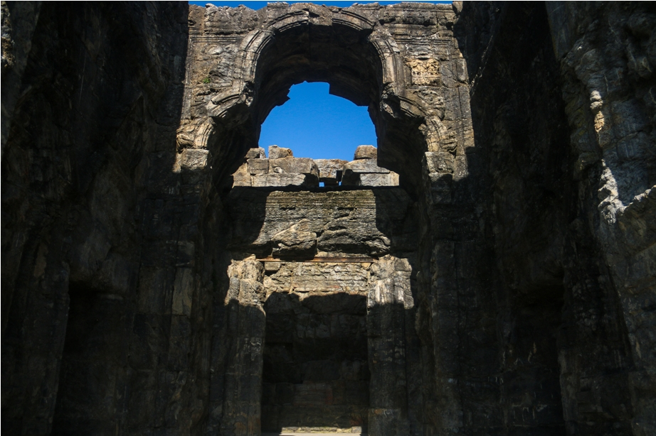Martand Hindu Sun Temple Mattan Anantnag Srinagar Jammu and Kashmir India (7)