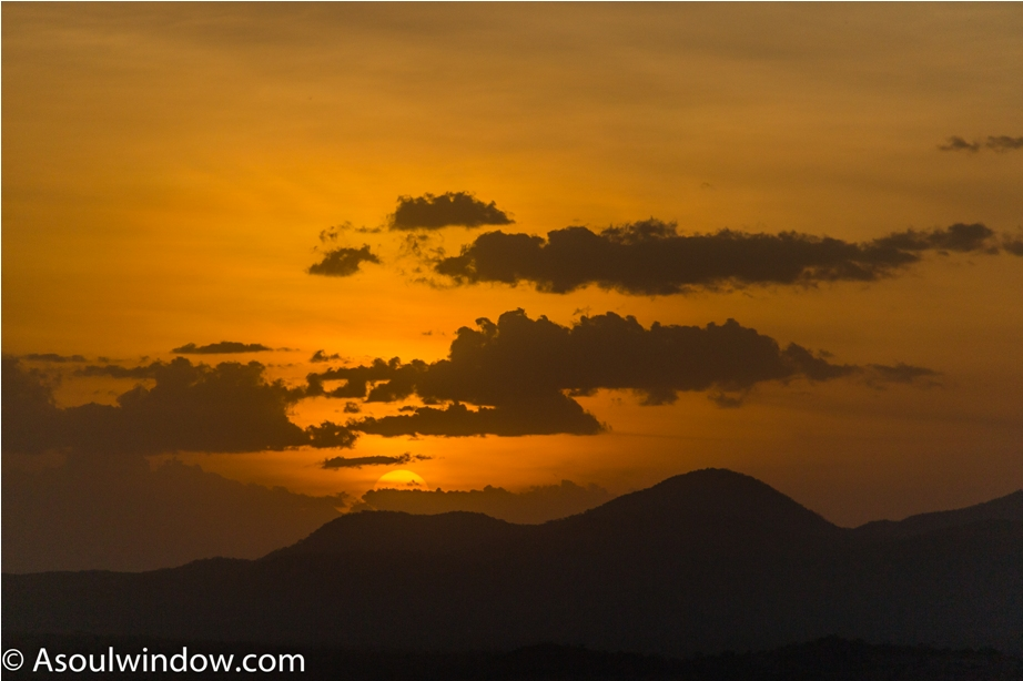Sunset Kidepo National Park Uganda Africa (53)