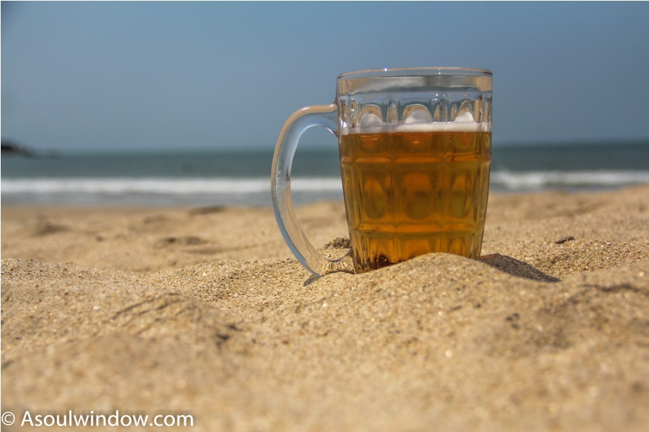 Beer Palolem Patnem Beach South Goa India (3)