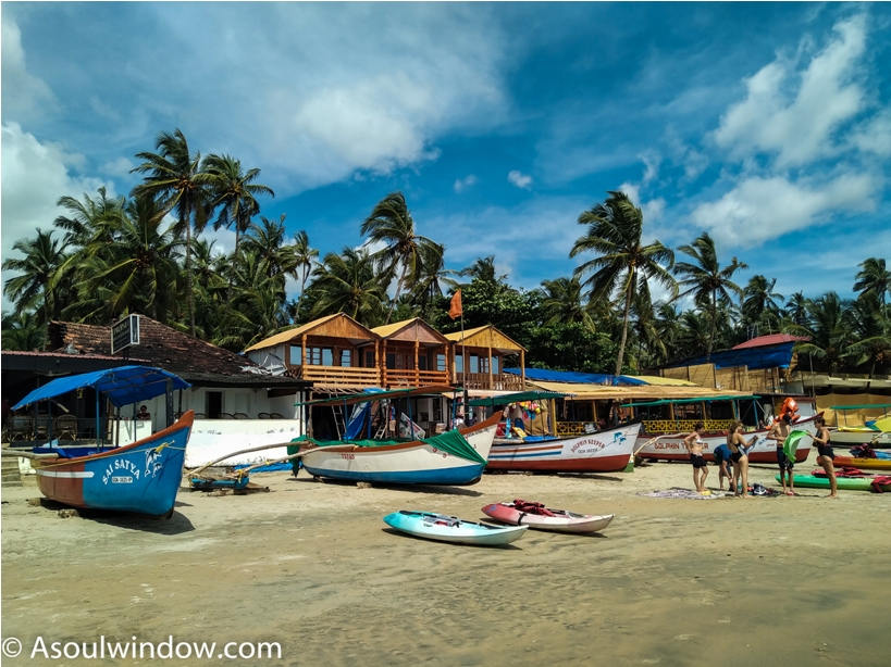 Coco Beach Hut Palolem Patnem Beach south Goa India (9)