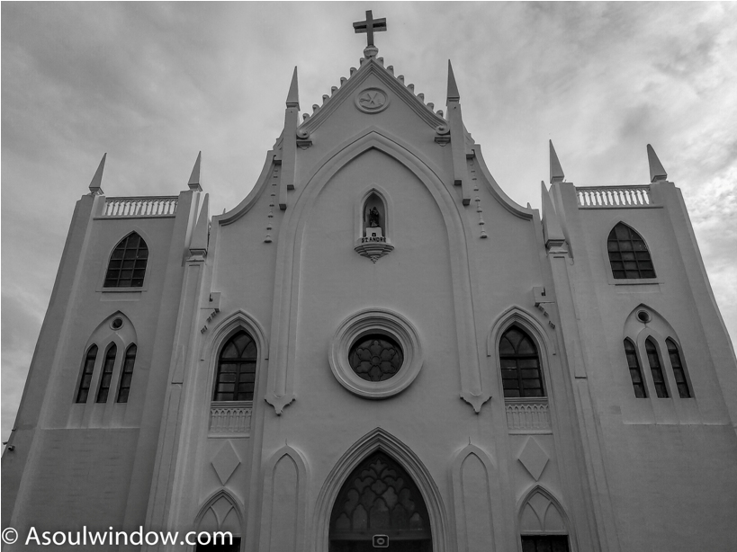 Saint Andrew Church Vasco Da Gama Palolem Patnem Beach South Goa India (11)