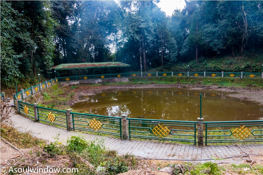 SIMIKOK CHU Rabdentse site Pelling West Sikkim (1)